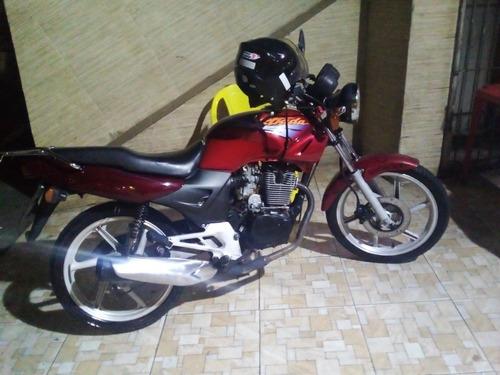 Honda Cbx Estrada 200