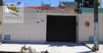 Casa Plana Na Messejana Para Locação! - Ca0807