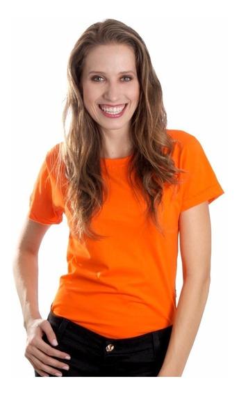 Kit 9 Baby Look Feminina + 3 Camisetas Masculinas Básicas