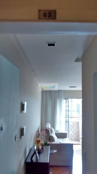 Apartamento Com 3 Dorms, São Judas, São Paulo - R$ 595 Mil, Cod: Ma445110 - Vma445110