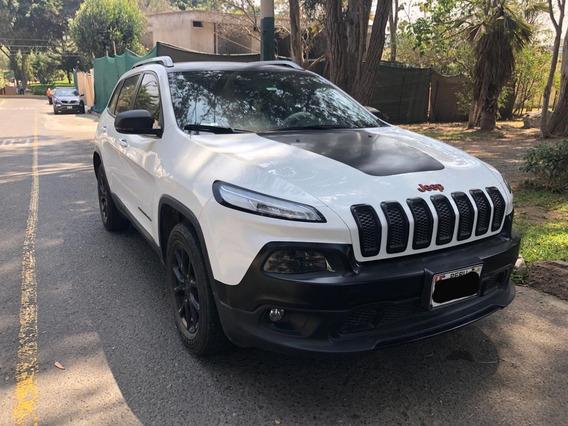 Jeep Cherokee Longitude 2015 4x4