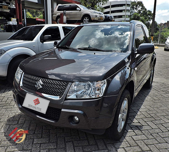 Suzuki Grand Vitara Sport 2.4 Mt 4x4 2013 Dmk851