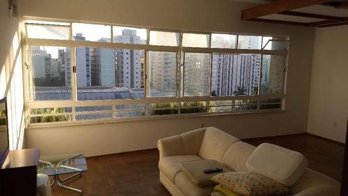 Apartamento Com 4 Dormitórios, 291 M² - Venda Por R$ 2.765.000,00 Ou Aluguel Por R$ 11.000,00 - Paraíso - São Paulo/sp - Ap39397