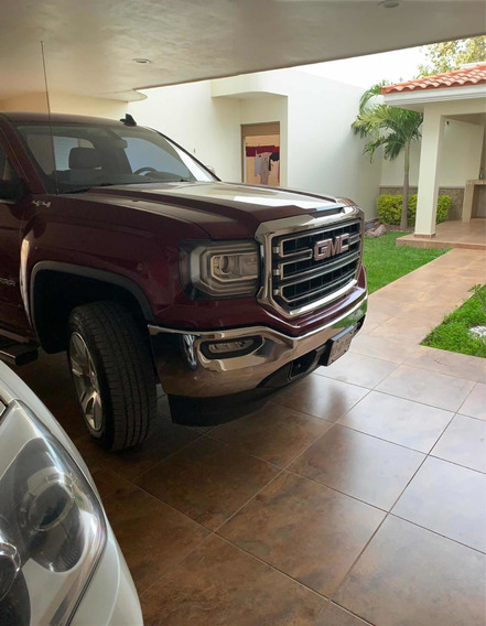 Gmc Sierra 5.3 Cabina Regular Sle 4x4 Mt 2016