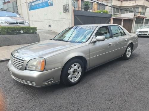 Imagen 1 de 8 de Cadillac Deville 2000 $89500 Socio Anca