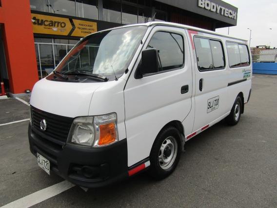 Autobuses Microbuses Nissan Urvan