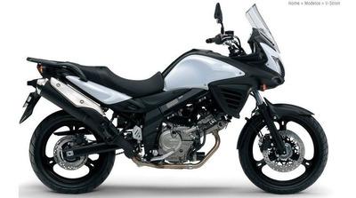 Suzuki Vstrom 650 A 2014