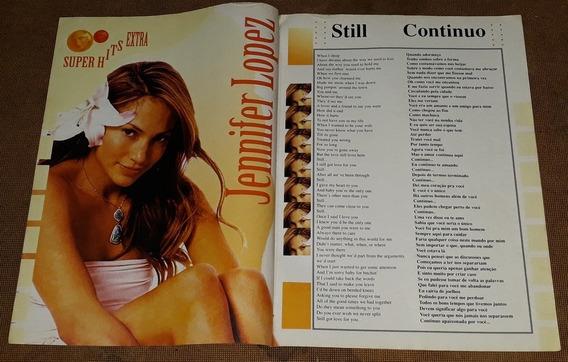 Jennifer Lopez _ Recortes Originais _ Faço Registrada