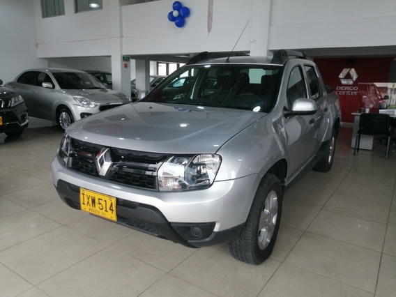Renault Duster Oroch Oroch Dynamique Dynamique Mecánica