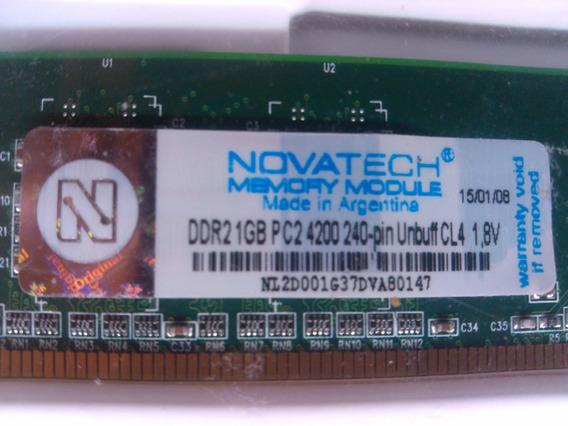 Memoria 1gb/ddr2/533mhz Novatech Y Supram