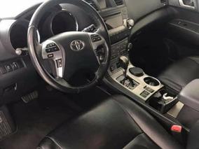 Toyota Highlander Base Premium Sport Aa Qc Piel At 2011