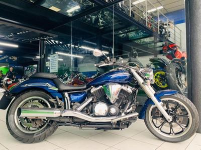 Yamaha Midnight Xv 950