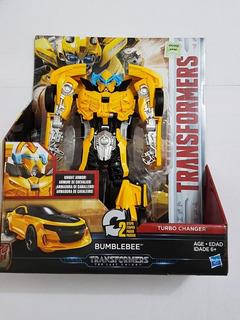 Transformers Bumblebee The Last Knight 20 Cm 2 Pasos Hasbro