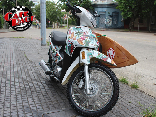 Nash Eco Surf 110cc. Financiacion Bancaria O Con Creditel!