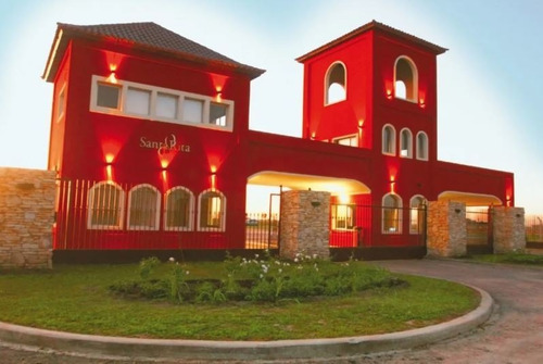 Venta Lote Barrio Santa Rita - Corredor Canning- San Vicente