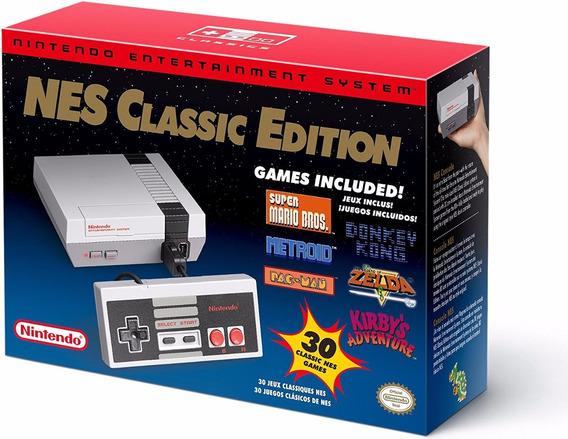 Nes Classic Edition Original Nintendinho Nintendo Nes Mini