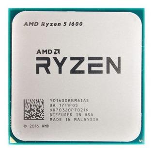 Procesador AMD Ryzen 5 1600 6 núcleos 68.7 GB