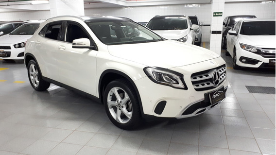 Mercedes-benz Gla-200 1.6 Advance Turbo Branca 2018 Nova