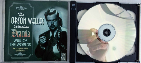 Dvd The Orson Welles Dracula / War Of The Worlds