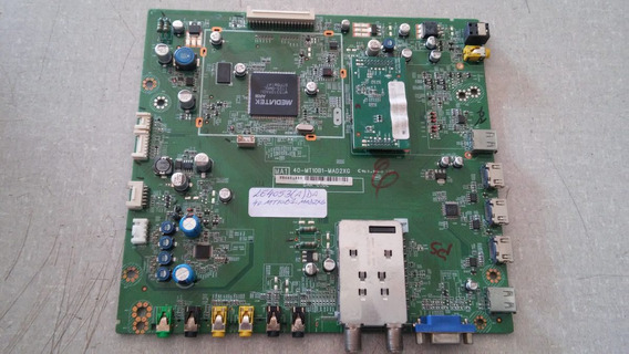 Placa Principal Sti - Le4053ada - 40 Mt10b1 Mad2xg