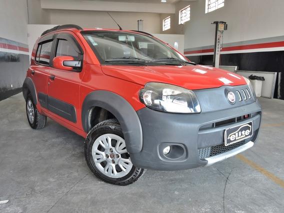 Fiat Uno Way 1.4 Flex Completo 2° Dono Financia E Troca