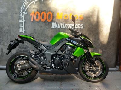 Kawasaki Z 1000 Abs 2011 Otimo Estado Aceito Moto