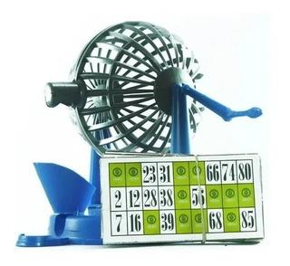 Bingo Familiar Juego De Loteria Art 1003