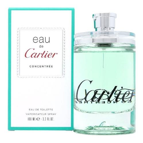 Perfume Eau De Cartier Concentree 100 - mL a $1090