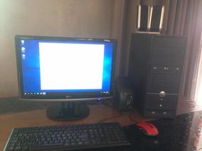 Computador Completo Lg - Tela 17