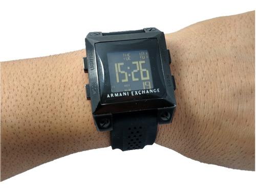 Relógio Masculino Armani Exchange Ax1010 Original
