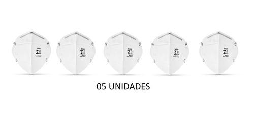 5 Máscara Hospitalar 3m N95 Pff2 9920h Original - 5 Unidades