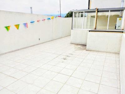 Rento Pent House Con Roof Garden Privado Sur Cdmx