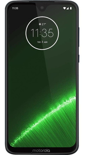 Celular Motorola Moto G7 Plus 64gb Usado Seminovo Excelente