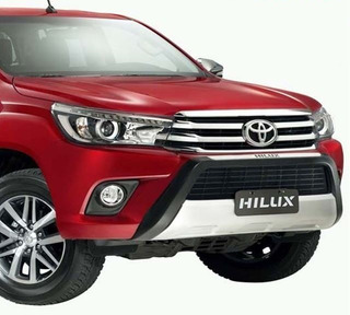 Protector De Paragolpe Original Toyota Hilux 2016+