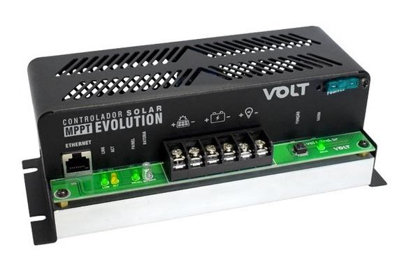 Controlador Solar Mppt Evolution 12v/24v/20a - Volt