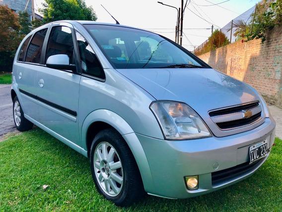 Chevrolet Meriva 1.8 Gls Aut. Año 2010 - 104.000 Kms - Nueva