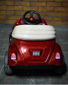 Pedal Car Fusca