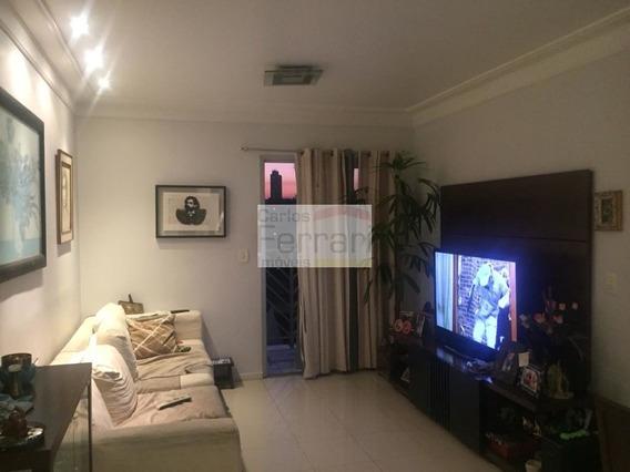 Apartamento Vila Gustavo. 3 Dormitórios 1 Suite 2 Vagas. Próximo A Avenida Julio Buono. - Cf22835