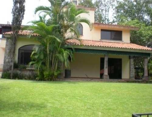 Magnifica Residencia En Cuernavaca
