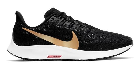 Zapatillas Nike Mujer Air Pegasus 36 Env Gratis Aq2210008 Ct