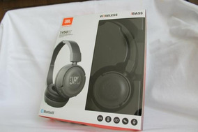 Fone Jbl T450bt Bluetooth Sem Fio Original Novo