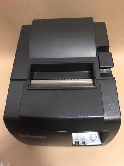 Impressora Fiscal Lacrada Sweda St200 Seminova