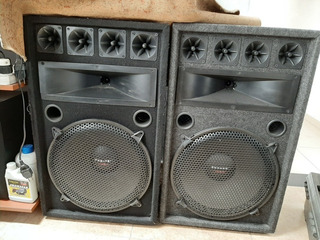 Parlantes 500w Pioneer