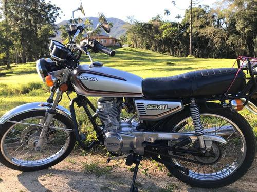 Honda Cg Bolinha Modelo Ml 82