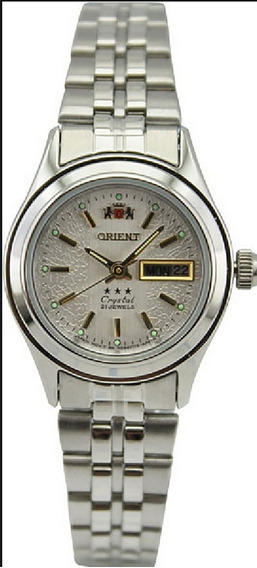 Reloj Orient Automatico 21 Jewels Fnq04005c9 Dama