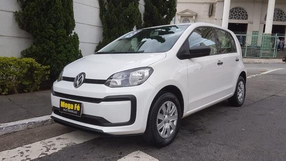 Volkswagen Up! Take 1.0 Flex 2018 Branco Completo