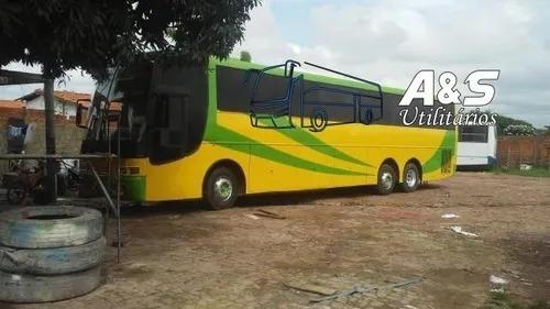 Imagem 1 de 6 de Busscar Vissta Buss Trucado C/50 Completo Ais Ref 615