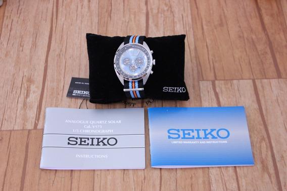 Relógio Seiko Recraft Ssc667 Japanese Quartz Movement New!!!