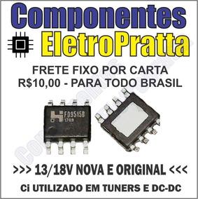 Kit C/10 Peças Fd9515b Fd9515 Ci Reg Tuner Original