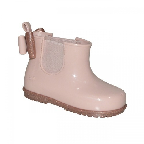 Galocha Zaxy Boot Baby // Nude - 17377